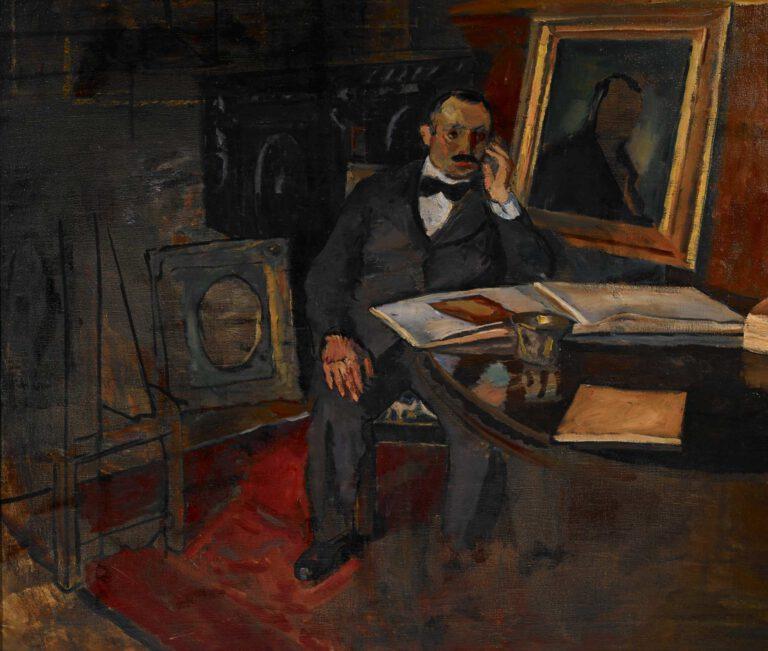 Bildnis Ludwig Prager, 1905