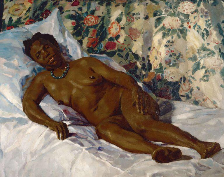 Liegende (Miss Robinson), 1910