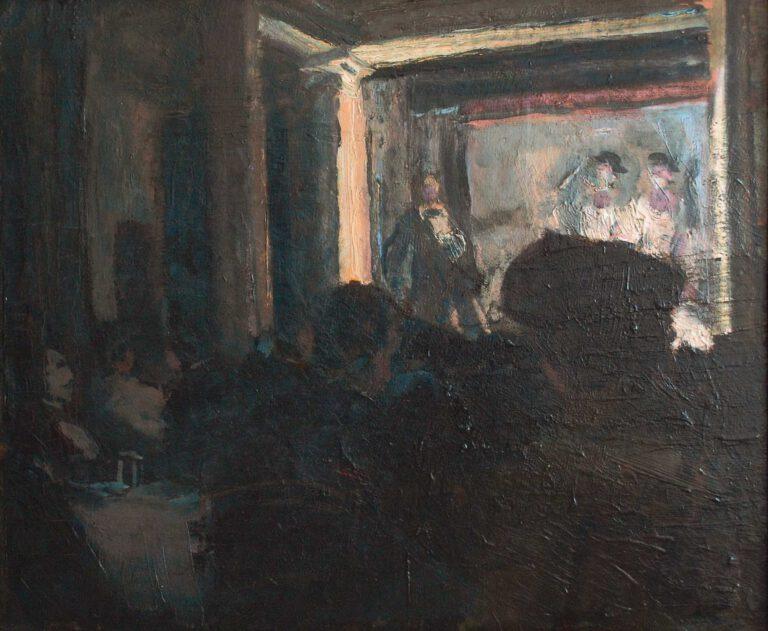 Pariser Varieté, 1906