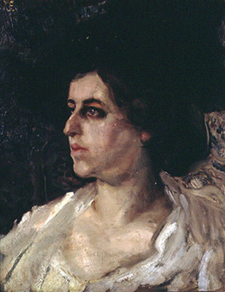 Frauenkopf, 1909