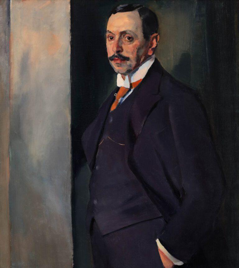 Bildnis Benno Baruch, 1910