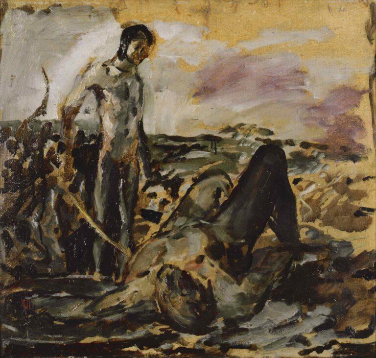 David und Goliath, 1911