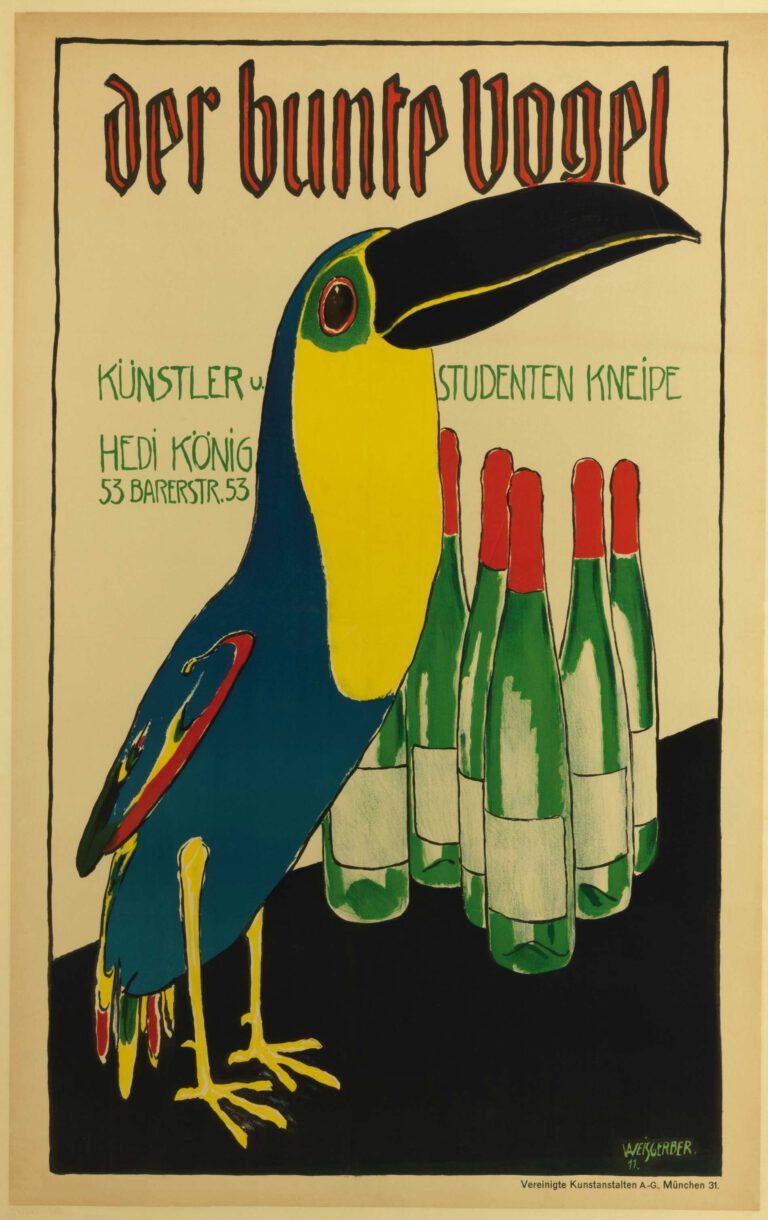 Der Bunte Vogel, 1911